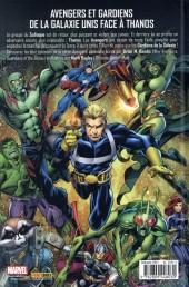 Verso de Avengers (Marvel Deluxe) - Avengers Assemble: Rassemblement
