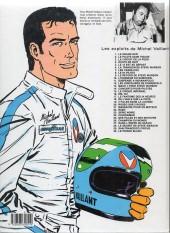 Verso de Michel Vaillant -8e1983- Le 8e pilote