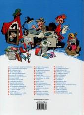 Verso de Spirou et Fantasio -51a2013- Alerte aux Zorkons