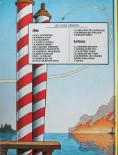 Verso de Lefranc -2b1981- L'ouragan de feu