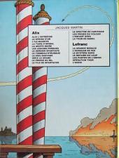 Verso de Lefranc -5a1981- Les portes de l'enfer
