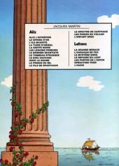 Verso de Alix -3b1981- L'île maudite