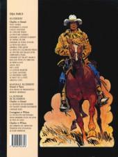 Verso de Blueberry -11e1994- La mine de l'Allemand perdu