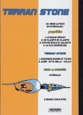 Verso de Terran stone -INT2- Amée - Sitta Bella - Volaly