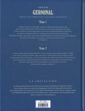 Verso de Les indispensables de la Littérature en BD -FL09- Germinal - Tomes 1 et 2