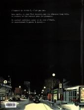 Verso de Maggy Garrisson -2- L'homme qui est entré dans mon lit