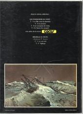 Verso de Les passagers du vent -4a1982- L'heure du serpent