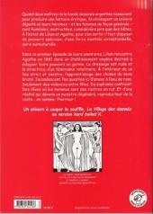 Verso de Les aventures sexuelles de Lilian et Agathe -2- L'institut