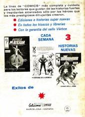 Verso de Héroes Marvel (Vol.1) -10- Nueva crisis