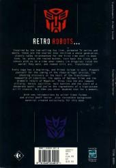 Verso de Transformers (The) (1984) -INT11- Primal Scream