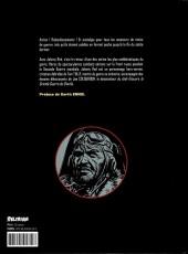 Verso de Johnny Red -2- Le Diable rouge