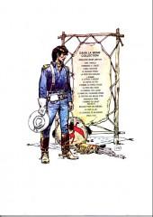 Verso de Blueberry -5b1977- La Piste des Navajos