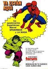 Verso de Masa (la) (El increíble Hulk - Forum) -1- Círculo Vicioso