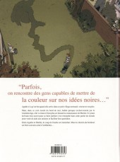 Verso de Martin Bonheur