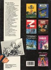 Verso de Spirou et Fantasio -17e86- Spirou et les hommes-bulles