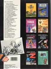 Verso de Spirou et Fantasio -31b87- La boîte noire