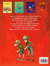 Verso de Les années Spoutnik -4- Boncornards têtes-de-lard !