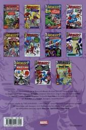 Verso de Avengers (The) (L'intégrale) -1INTa- L'Intégrale 1963-1964