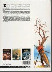 Verso de Les tours de Bois-Maury -2a87- Eloïse de montgri