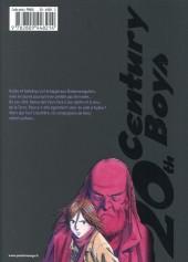 Verso de 20th Century Boys - Deluxe -6- Tome 6