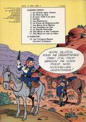 Verso de Les tuniques Bleues -4a1977- Outlaw