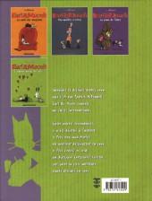 Verso de Earl & Mooch -4- L'amour donne des ailes
