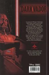 Verso de Star Wars - Dark Vador -1- La Purge Jedi