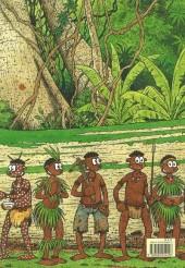 Verso de (AUT) Jano - Le pygmée géant