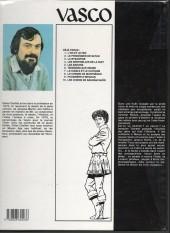Verso de Vasco -1a1991- L'Or et le Fer