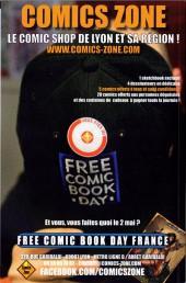Verso de Iron Man (Marvel France - 2013) -22- Original sin