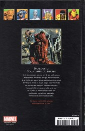 Verso de Marvel Comics - La collection (Hachette) -3120- Daredevil - Sous l'aile du diable