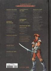 Verso de Lanfeust et les mondes de Troy - La collection (Hachette) -51- Trolls de Troy - Trolls dans la brume