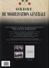 Verso de Un village français -1- 1914