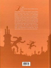 Verso de Les quatre de Baker Street -6- L'Homme du Yard