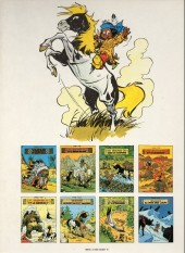 Verso de Yakari -1b1982- Yakari et Grand Aigle