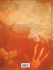 Verso de Warship Jolly Roger -2- Déflagrations