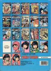 Verso de Yoko Tsuno -12a86- La proie et l'ombre