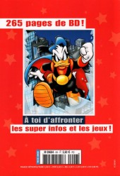 Verso de Mickey Parade Géant Hors-série / collector -6HS06- Fantomiald seul au monde !