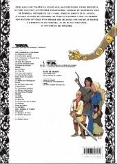 Verso de Thorgal -1e15- La Magicienne trahie