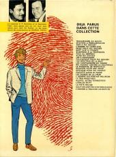 Verso de Ric Hochet -2a1978- Mystère à Porquerolles