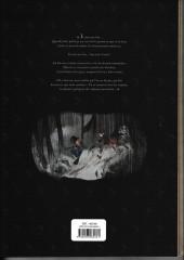Verso de Les carnets de Cerise -1FL- Le Zoo pétrifié