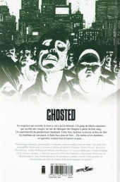 Verso de Ghosted -3- Désir de mort
