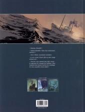Verso de S.O.S Lusitania -3- La mémoire des noyés