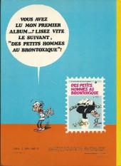 Verso de Les petits hommes -1a1980- l'exode