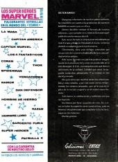Verso de Vengadores (Vol.2) (Los) -3- Sacrificio