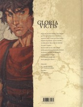 Verso de Gloria Victis -2- Le prix de la défaite