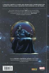 Verso de Thanos : La Trilogie de l'infini (2014) -1- Thanos : La révélation de l'infini