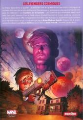 Verso de Marvel (Moustique) -5- Les Gardiens de la Galaxie : Les Avengers cosmiques