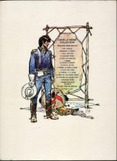 Verso de Blueberry -5a75- La Piste des Navajos
