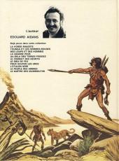 Verso de Tounga (Cartonné) -3a82- Des loups et des hommes